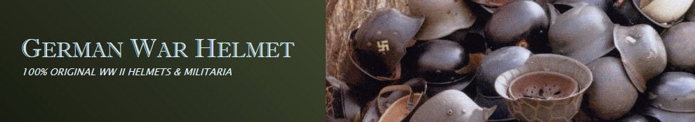 German War Helmet